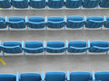 Free Plastic Chairs Ready For Event Royalty Free Stock Photography - 6642707
