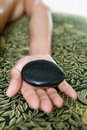 Free Warm Stone Therapy Stock Photography - 6663352