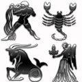 Free HOROSCOPE SYMBOLS Royalty Free Stock Images - 6690239