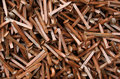 Free Rusty Spikes Stock Photography - 673802