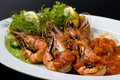 Free Cooked Shrimp Stock Images - 6799164
