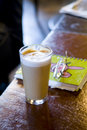 Free Latte And Eyeglasses Stock Images - 6804274