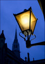 Free Antique Streetlamp Stock Photo - 6810650