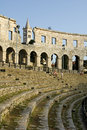 Free Pula Amphitheater Royalty Free Stock Photos - 6825978
