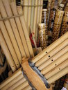 Free Bamboo Flute Instruments Royalty Free Stock Photos - 7032028