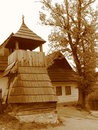 Free Historical Village In Vlkolinec (Slovakia) Royalty Free Stock Photography - 721697