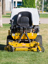 Free Industrial Lawn Mower Stock Image - 7235101
