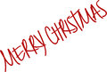 Free Merry Christmas Writen In English Royalty Free Stock Photography - 74565807