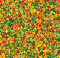 Free Triangle Pattern. Vector Seamless Background Royalty Free Stock Photos - 76674048