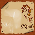 Free Menù Layout Stock Photography - 7836162