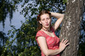 Free Outdoor Portrait Of 20-25 Years Woman Royalty Free Stock Photography - 7924637