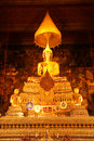 Free The Principal Buddha Image Of Wat Pho Royalty Free Stock Photos - 7972608