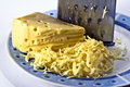 Free Grated Cheese Royalty Free Stock Photography - 8049637