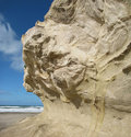 Free Weird Sand Cliff Stock Photos - 8191943