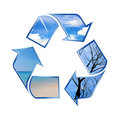 Free Recycling Symbol Stock Image - 8317681
