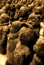 Free Terracotta Warriors Stock Image - 8589781