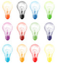 Free Light Bulb Royalty Free Stock Photo - 8590625