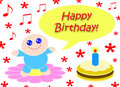 Free Happy Happy Birthday Royalty Free Stock Photos - 8615568