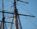 Free Pirate Ship Stock Photography - 885042