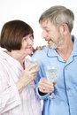 Free Senior Couple 12 Stock Photography - 891192