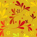 Free Seamless Floral Pattern Stock Photos - 8933823