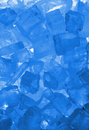 Free Blue Crystals Stock Photo - 8966530