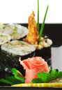 Free Japanese Cuisine - Sushi Stock Photos - 9213623