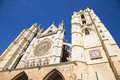 Free Leon Cathedral, Spain Royalty Free Stock Photography - 9216277