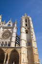 Free Leon Cathedral, Spain Stock Photography - 9216612