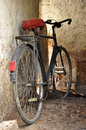 Free Old Bicycle Royalty Free Stock Image - 9236926