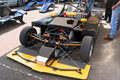 Free Race Car In The Paddock In Brands Hatch Circuit Royalty Free Stock Image - 9293996