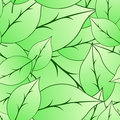 Free Seamless Leaf Pattern Royalty Free Stock Image - 9349106