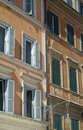 Free Detail Of Old Apartment Buildings Royalty Free Stock Photography - 959177
