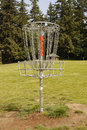Free Disc Golf Hole Stock Image - 9753901