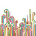 Free Abstract Illustration. Vector Royalty Free Stock Image - 9803796