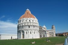 Free Pisa 2 Royalty Free Stock Image - 106