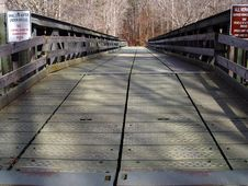 Free Removable Steel Bridge Royalty Free Stock Photography - 1137