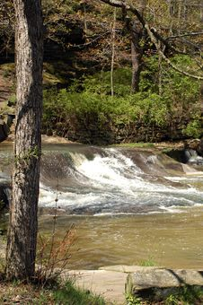 Free Small Falls Stock Image - 2321