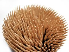 Free Toothpicks Royalty Free Stock Photo - 2955