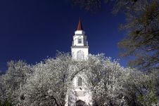 Free Ft. Benning Chappel-1 Royalty Free Stock Photography - 3137