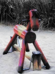 Free Shabby Horse Stock Images - 3184