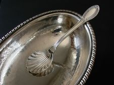 Free Silver Sugar-bowl Stock Images - 4954