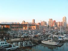 Free City Harbour Royalty Free Stock Images - 5889
