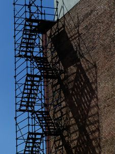 Free Scaffolding Stock Photography - 6142