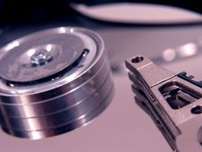 Free HDD Sepia Stock Image - 631