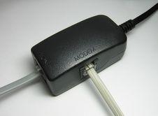 Free Phone Line Splitter Stock Image - 8071