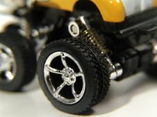 Free Toy Car Wheel Stock Images - 8534