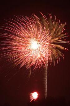 Free Fireworks Burst Stock Photos - 9973