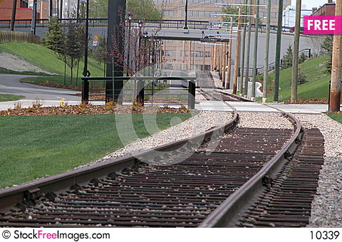 Free Rails 1 Royalty Free Stock Images - 10339