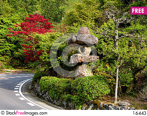 Free Road In Japan Stock Photos - 16443